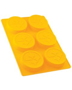 Pittsburgh Steelers Silicone Muffin Pan