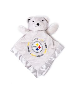Pittsburgh Steelers Bear Security Blanket