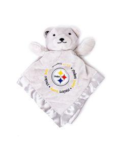 Pittsburgh Steelers Bear Security Blanket