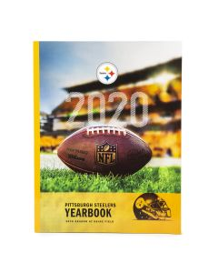 Pittsburgh Steelers 2020 Yearbook