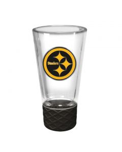 Pittsburgh Steelers The Cheer Grip Color Rush Shot Glass