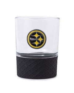 Pittsburgh Steelers 14oz. Color Rush Rocks Glass