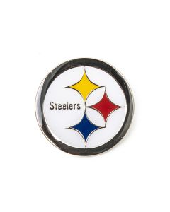 Pittsburgh Steelers Team Logo Lapel Pin