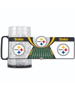 Pittsburgh Steelers 38oz. Crystal Monster Mug