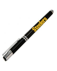 Pittsburgh Steelers Black Laguna Gel Pen w/ Box