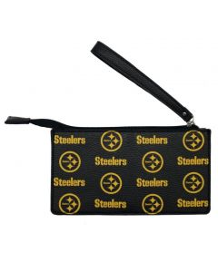 Pittsburgh Steelers Color Rush Wristlet