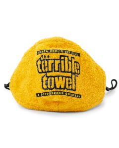 Pittsburgh Steelers Terrible Towel Face Covering