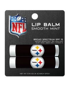 Pittsburgh Steelers Lip Balm - 2 pack