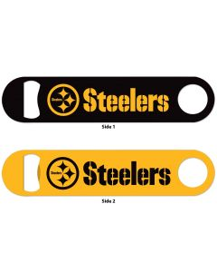 Pittsburgh Steelers Color Rush Bottle Opener