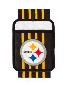 Pittsburgh Steelers Oven Mitt & Towel Set