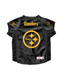 Pittsburgh Steelers Big Dog Color Rush Stretch Pet Jersey
