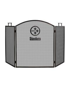Pittsburgh Steelers Fireplace Screen
