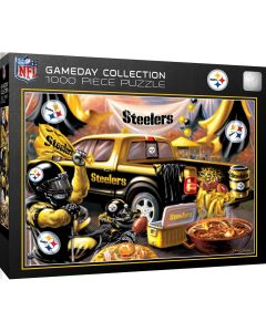 Pittsburgh Steelers 1000 Piece Game Day Puzzle