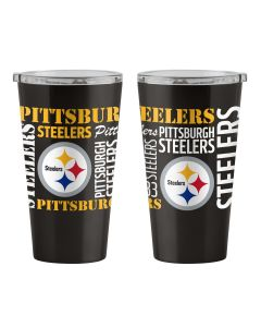 Pittsburgh Steelers 16oz. Ultra Spirit Pint Glass