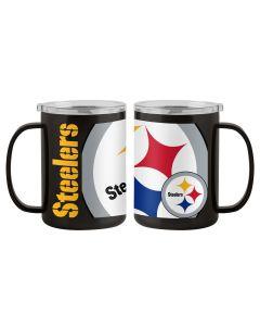 Pittsburgh Steelers 15oz. Hype Ultra Mug