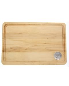 Pittsburgh Steelers Wendell August Forge 12x18 Maple Cutting Board