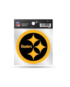 Pittsburgh Steelers Color Rush Gold Hypocycloids Decal