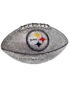Pittsburgh Steelers Crystal Football