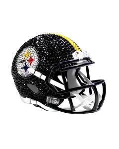 Pittsburgh Steelers Crystal Mini Helmet