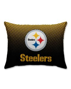 Pittsburgh Steelers Half Dot Pillow Case