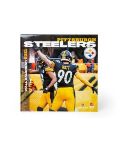 Pittsburgh Steelers 2021 Wall 12x12 Calendar