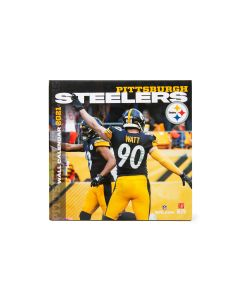 Pittsburgh Steelers 2021 Wall 7x7 Calendar