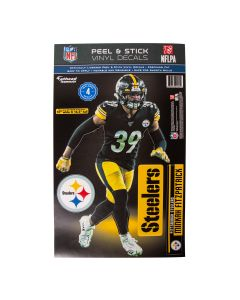 Pittsburgh Steelers #39 Minkah Fitzpatrick Fathead Decal