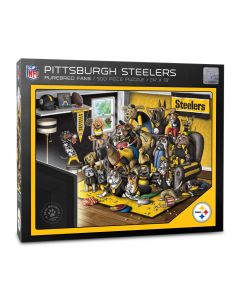 Pittsburgh Steelers Purebred Fans 500 Piece Puzzle