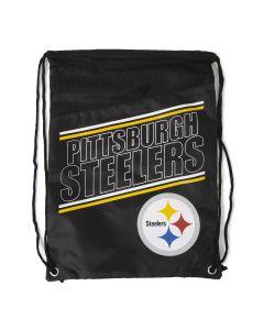 Pittsburgh Steelers Incline Drawstring Cinch Bag