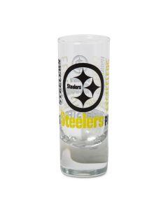 Pittsburgh Steelers 2.5oz Shooter Spirit Shot Glass