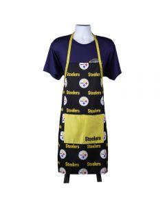 Pittsburgh Steelers Logo Rush Apron