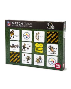 Pittsburgh Steelers Memory Match Game