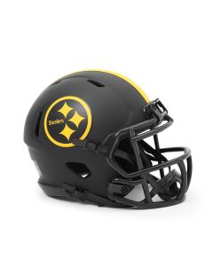 Pittsburgh Steelers Color Rush Eclipse Speed Mini Helmet