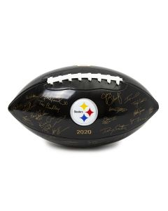 Pittsburgh Steelers 2020 Team Autograph Football