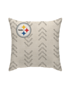Pittsburgh Steelers Wordmark Pillow