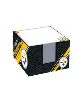 Pittsburgh Steelers Note Cube with Holder