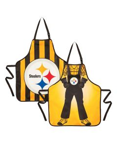 Pittsburgh Steelers Mascot Two Sided Apron