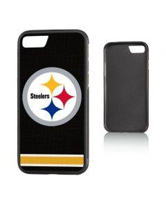 Pittsburgh Steelers Stripe Bump iPhone Case