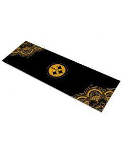 Pittsburgh Steelers Yoga Mat