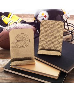 Pittsburgh Steelers Wendell August Forge Customizable Patterned Bronze Tablet/Cookbook Holder