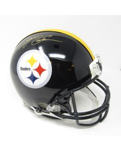 Pittsburgh Steelers #88 Lynn Swann Autographed Riddell ProLine Authentic Full Size Helmet