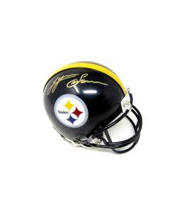 Pittsburgh Steelers #88 Lynn Swann Autographed Riddell Mini Helmet
