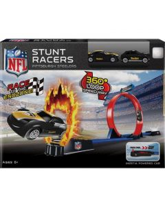 Pittsburgh Steelers Stunt Racers Track Set
