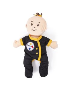 Pittsburgh Steelers Baby Stella Plush Doll