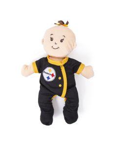 Pittsburgh Steelers Baby Stella Plush Doll