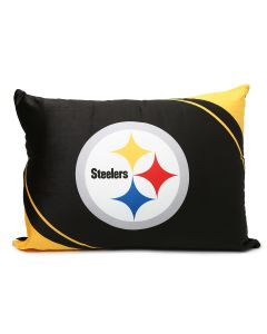 Pittsburgh Steelers 20x26 Curve Pillow