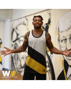 Pittsburgh Steelers Tri-blend Tank