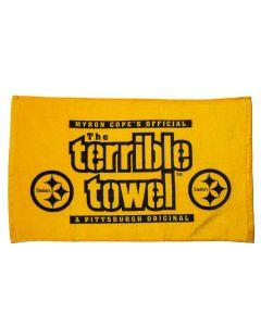 Pittsburgh Steelers Reverse Color Rush Terrible Towel