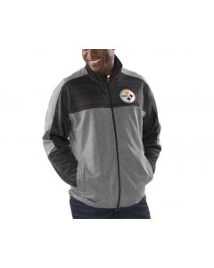 Pittsburgh Steelers Men's Movement Track Jacket