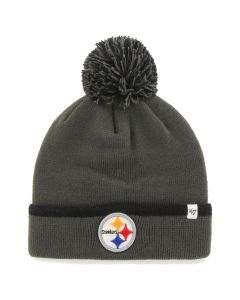 Pittsburgh Steelers '47 Baraka Cuff Knit Hat